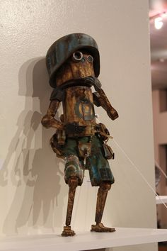 J.ME. ( ̄ε(# ̄): I AM LEGION (threeA Custom Toy Show) @ 1:AM Gallery (11.4-12.4)