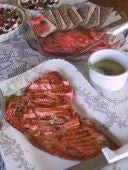 Smoked Gravlax - A Scandinavian Recipe for Smoked Salmon