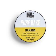 Makeup Obsession Baking Powder - Banana - Click to view a larger image