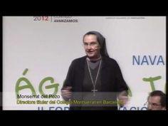 """""""Inteligencias múltiples: desarrollo de la inteligencia creativa"""" Monserrat del Pozo Directora titular del Colegio Montserrat en Barcelona"""