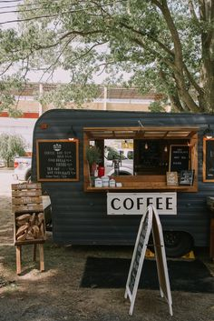 The Found Cottage Mercantile Market 2018 - Amazing Foods Menu Recipes Food Gifts For Men, Foodtrucks Ideas, Coffee Food Truck, Mobile Coffee Shop, Mobile Coffee Cart, The Found Cottage, Coffee Trailer, Mobile Cafe, Cafe Shop Design