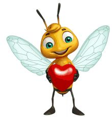 The perfect Heart Bee Animated GIF for your conversation. Discover and Share the best GIFs on Tenor. Bee Keeping, Cartoon Characters, Animated Gif, Royalty Free Images, Tweety, Animal Pictures, Pikachu, Animation, Christmas Ornaments