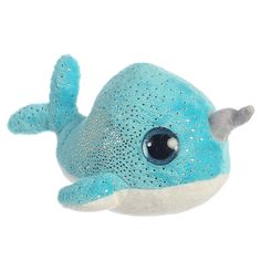 2a9cac02fba YooHoo  amp  Friends - Naree 5in Narwhal Plush