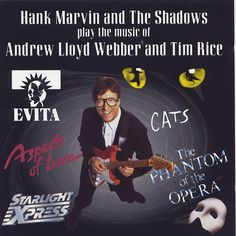 Hank Marvin & The Shadows - Play The Music Of Andrew Lloyd Webber & Tim Rice (1977) (Lossless)