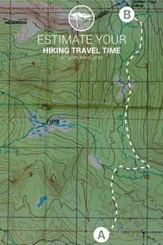 Topographic Map Practice Worksheet       on other maps and you will     Use these tips to help estimate your hiking time
