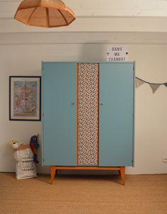 meuble vintage dco vintage bureau rtro chambre garcon chambre enfant imprimer sur tissu meubles anciens deco appartement relooking meuble - Meuble Vintage Nantes