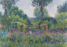 hoschedé-monet, blanche     flowers & plants     sotheby's l15004lot7q8knen