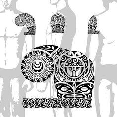 tatuagem.polinesia.maori.0161 by Tatuagem Polinésia - Tattoo Maori, via Flickr