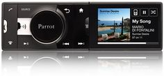 Android powered car stereo