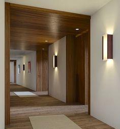 Mini hotel hotel corridor myo pinterest minis for Ada compliant hallway
