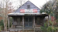 10 Historic Cabins In Mississippi That Will Take You Back In Time