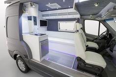 Sprinter RV: Mercedes Brings Its Own Sprinter Camper Van to 2013 Dusseldorf Show