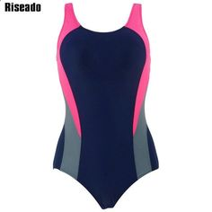 New One Piece Swimsuit Swimwear Women Sport Sexy Backless Bodysuits Swimsuits Bathing Suits
