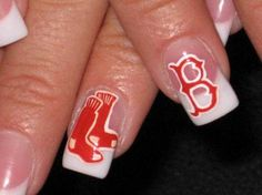 Boston Red Sox Nails!
