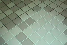 DIY Grout Cleaner Recipe 7 cups of water, cup lemon juice, cup of vinegar. Combine in a spray bottle, spray ~ let sit a few minutes, scrub!