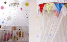 Decorar con mosquiteras. - Habitación Bebé - Bebés: Todo sobre los ...