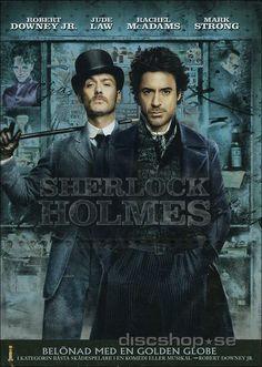Action från 2009 av Guy Ritchie med Rachel McAdams och Robert Downey Jr.