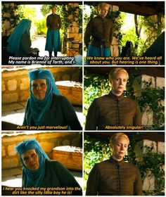 19 Reasons Olenna Tyrell Is Undeniably The Best Part Of