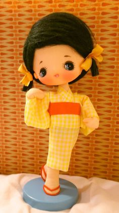 Vintage Japanese Big eye doll,1960-1980  Bradley doll, Cute style