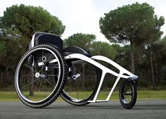 is it not about time someone made a cool wheelchair?