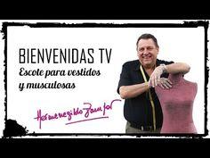 Hermenegildo Zampar - Bienvenidas TV - Escotes para vestidos y musculosas - YouTube