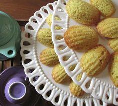 Orange Madeleines, Vegan | American Vegetarian