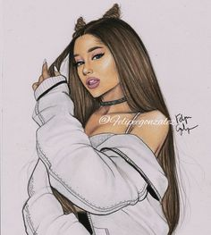 "9,775 curtidas, 644 comentários - Felipe Gonzalez (@felipeegonzalez) no Instagram: ""@arianagrande  // pls tag her and follow my personal @felipegoca if you want  hope you like…"""