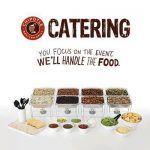 Chipotle catering prices