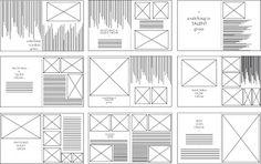 Sophie Wilson//Design Practice: InDesign layouts: Vectored.