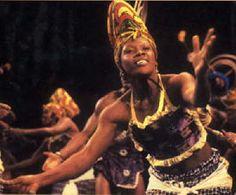 Les Ballets Africains (Guinea)