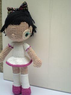 Amigurumi Doll Pattern - LUPE