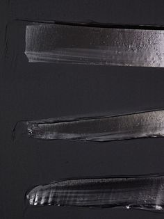 Pierre Soulages, 2013 Courtesy of the artist & Galerie Perrotin