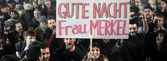 "EU nach Griechenland-Wahl: ""Die Griechen haben Merkel abgewählt"" ...o, well,it doesnt matter, since Dr. Merkel is not the Chancellor of Greece lol...  http://www.focus.de/finanzen/news/staatsverschuldung/griechenland-wahl-im-live-ticker-euro-gegner-vorne-syriza-chef-tsipras-gewinnt-wahl-in-griechenland_id_4429878.html http://www.bild.de/politik/ausland/griechenland-krise/linksrutsch-bei-der-wahl-in-griechenland-39488288.bild.html"