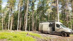 Winona State Forest Boondocking
