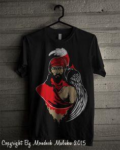 Kapitang Tshirt by Mondeck Maluku www.mondeck.net