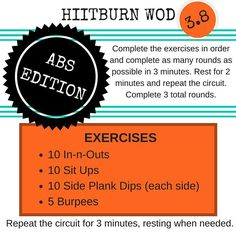 Let's shred some abs today yeah?! #hiitburn #hiit #hiitcardio #hiittraining #hiitworkout #fit #fitness #fitfam #fitcouple #fitcouples #igfitness #igfitcouples #igfitcouple #abs #abtraining #sixpack #iwantasixpack #sixpackabs #wod #workoutoftheday #homeworkout #gymlife #gymtime by hiitburn