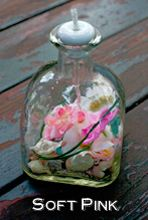 Oil Lamp - Soft Pink