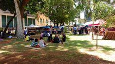 Festival Passeio Público fecha o ano com muita música e comida