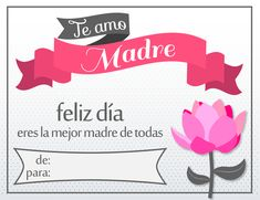 ruthmurphyenjoy - 0 results for mothers day gifts diy Spanish Mothers Day, Mom Day, Mothers Day Cards, Mom Quotes, Texts, Reception, Place Card Holders, Diy, Crafts