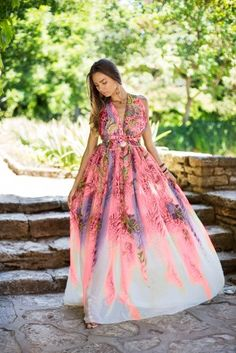 Floral Dress Pink and white New Arrivals Pink Floral Dress, Diva, Bohemian, Chic, Purple, Pandora, Dresses, Style, Fashion