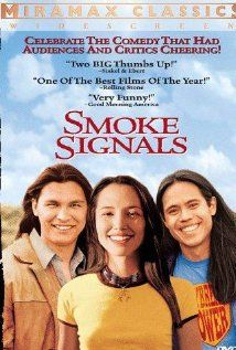 "Smoke Signals movie based on Sherman Alexie's book ""The Lone Ranger and Tonto Fistfight in Heaven"" Movies Showing, Movies And Tv Shows, Native American Movies, American Indians, Adam Beach, Smoke Signals, The Blues Brothers, The Lone Ranger, Movies Worth Watching"