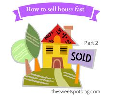 How to Sell House Fast!: Declutter & Staging