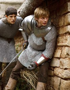 Knights in shining armour, love against all odds, magic and going and Camelot- what's not to love!