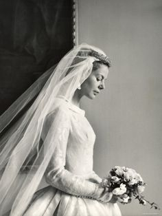 The Duchess of Kent - such hope and promise on that day, Too bad her husband turned out to be a royal ass. She was one of the best things to happen to the Royal Family, but they were too entrenched in their ways to see it. I don't believe she does royal engagements anymore, nor has she for the past 10+ years.