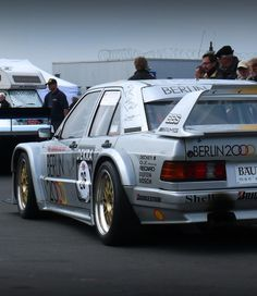 Classic Car News – Classic Car News Pics And Videos From Around The World Mercedes Benz Amg, Mercedes 190 Evo, Mercedes Car, Benz Car, Super Sport Cars, Super Cars, Le Mans, Benz S550, Karts