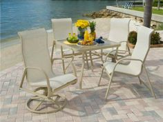 By Windward Design Group a family owned and operated US manufacturer. Outdoor Furniture Sets, Outdoor Decor, Patio, Breeze, Ocean, Beautiful, Design, Home Decor, Group