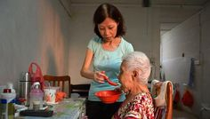 Singapore's caregiver crunch  Services that ease their load must be enhanced as population ages