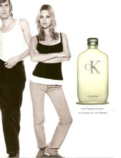 How CK One was the COOLEST fragrance ever. | 55 Things Only '90s Teenage Girls Can Understand