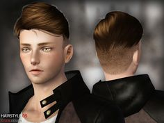 Found in TSR Category 'Male Sims 3 Hairstyles'