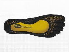 VIBRAM® FiveFingers® VI-B Vibram Fivefingers, Personal Style, Sneakers, Shoes, Black, Natural, Fashion, Tennis, Moda